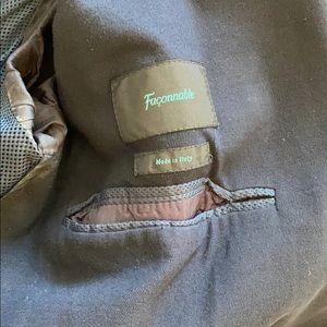 Faconnable Suits & Blazers - Men summer deconstructed Faconnable blazer